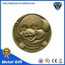 promotional knight statue coin