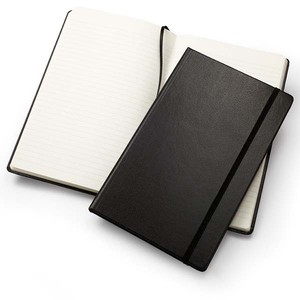 Excellent Handmade PU Leather Custom Paper Notebook