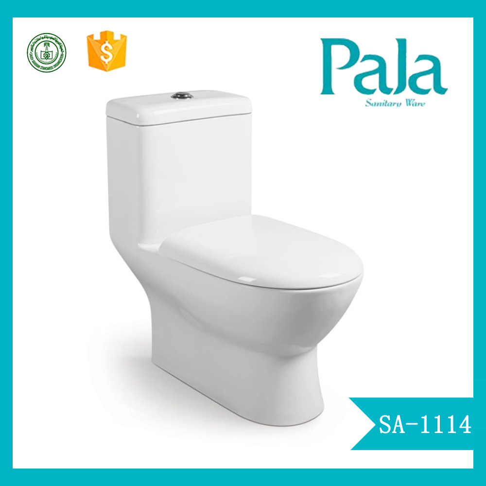 Sanitary ware porcelain Dual Flush Colored Toilet
