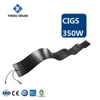 350w CIGS Soalr Module High Efficiency