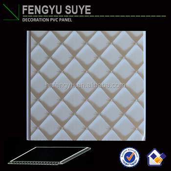 pvc panel cheap For wall Interior Decoration