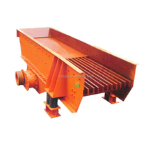 Best Vibrating Pan Feeder Design With Good Quality