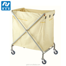 Hotel Room Housekeeping Maid Cart Service Trolley