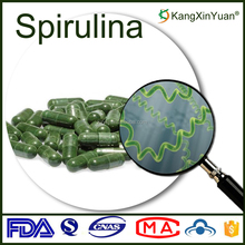 OEM Spirulina Platensis Extract Slim Fit Weight Loss Capsules