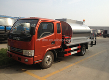 heated asphalt tankers Sinotruk liquid bitumen asphalt distributor truck for sale