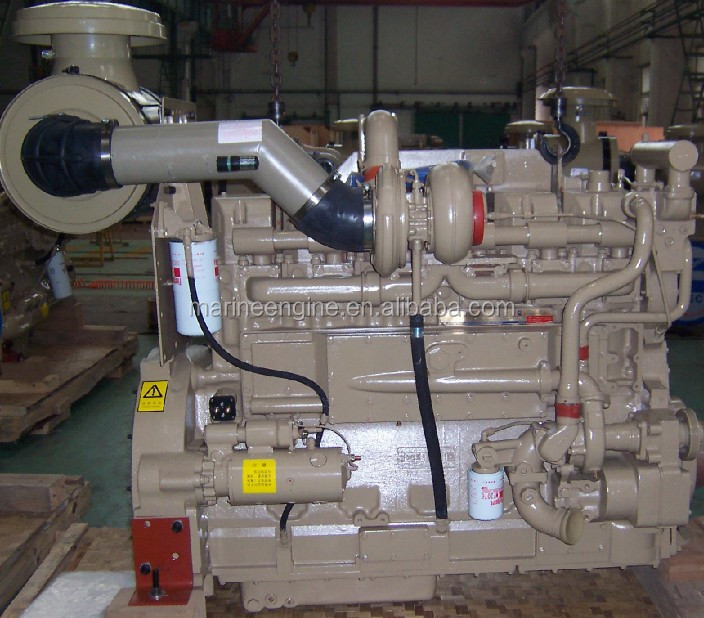 Rebuilt cummins diesel engines(4B 6B 6C M11 NT855 K19 K38 K50) for marine and industry application
