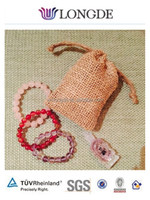 jute bag pouch for gift