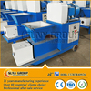reliable quality sawdust briquette charcoal making machine