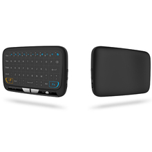 Hot Selling Sleek and streamlined appearance design bluetooth mini keyboard air mouse