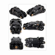 Hot toy car !! Tomica Tomy Dark Knight Batman Car Batmobile Tumbler Alloy Diecast Toy birthday festival kids Gifts
