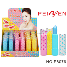 Peinfen Magic, color, lipstick, waterproof, moisturizing, durable, durable and rich in color and color lipstick