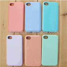 Wholesale cheap PC plain blank ice cream cell phone cover for iPhone 4/4S case