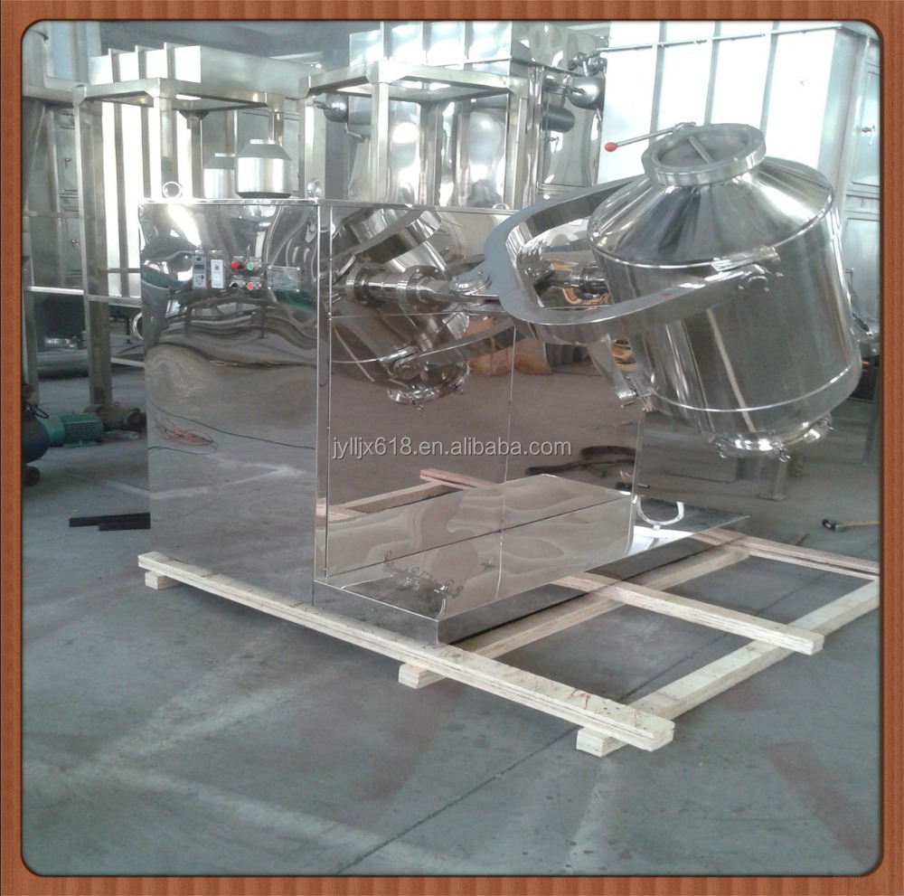 Industrial Rotating Drum Powder Mixer