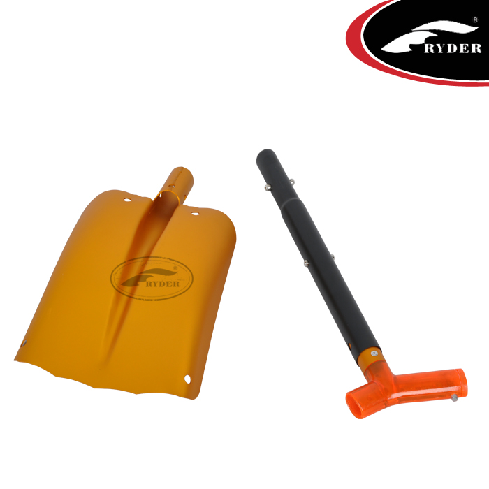 Custom Manufacturing Trekking Camping Expedition Outdoor Military Folding Plastic Snow Shovel
