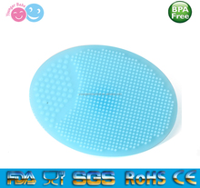 Silicone Makeup Brush Cleaner/Precision Pore Cleansing Pad