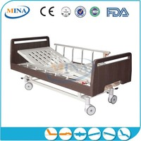 MINA-MB2311 Two Functions home care nursing medical manual bed