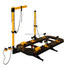 china manufacture smart auto car body repair puller system frame machine