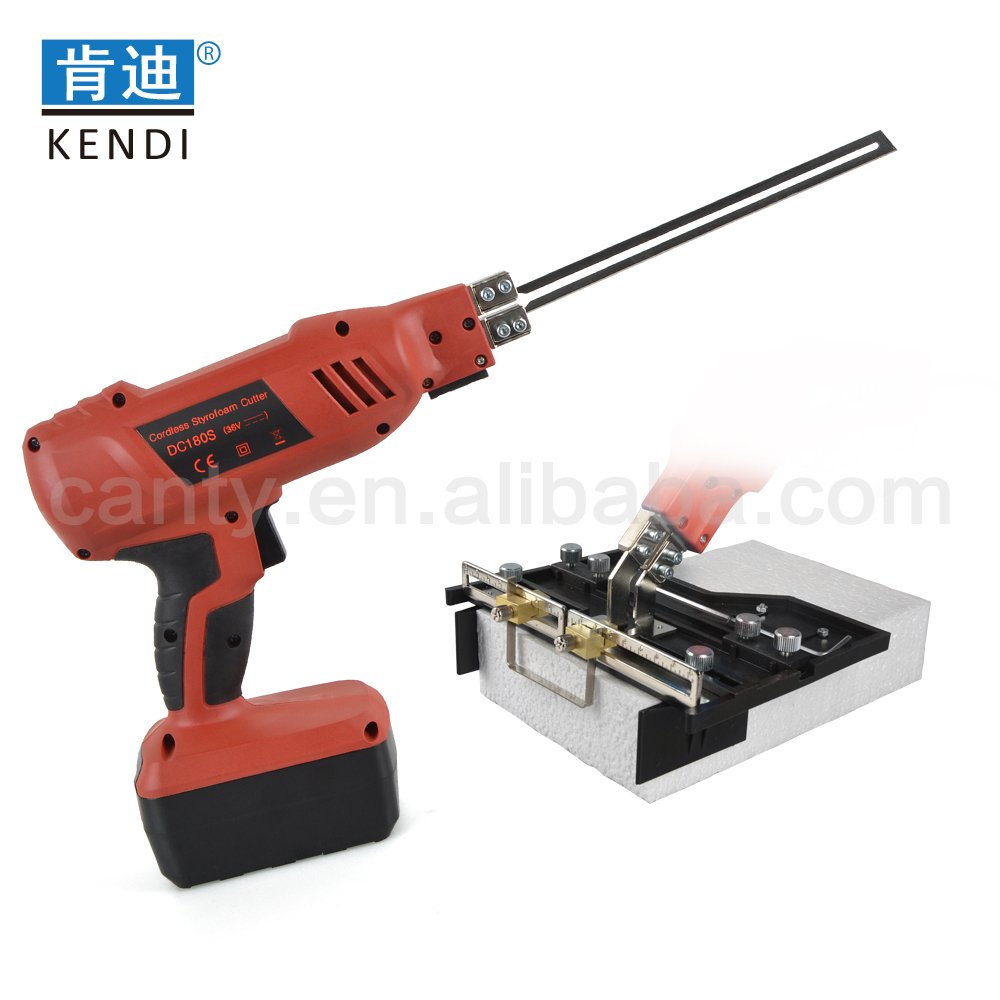 Hot Knife Cordless Foam Cutter View Cordless Foam Cutter Canty Product Details From Changzhou Canty Electric Industry Co Ltd On Alibaba Com