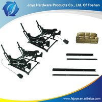Factory supply two seats manual chair recliner lift mechanism