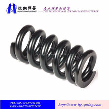Hot sale large car seat compression coil springs for industrial