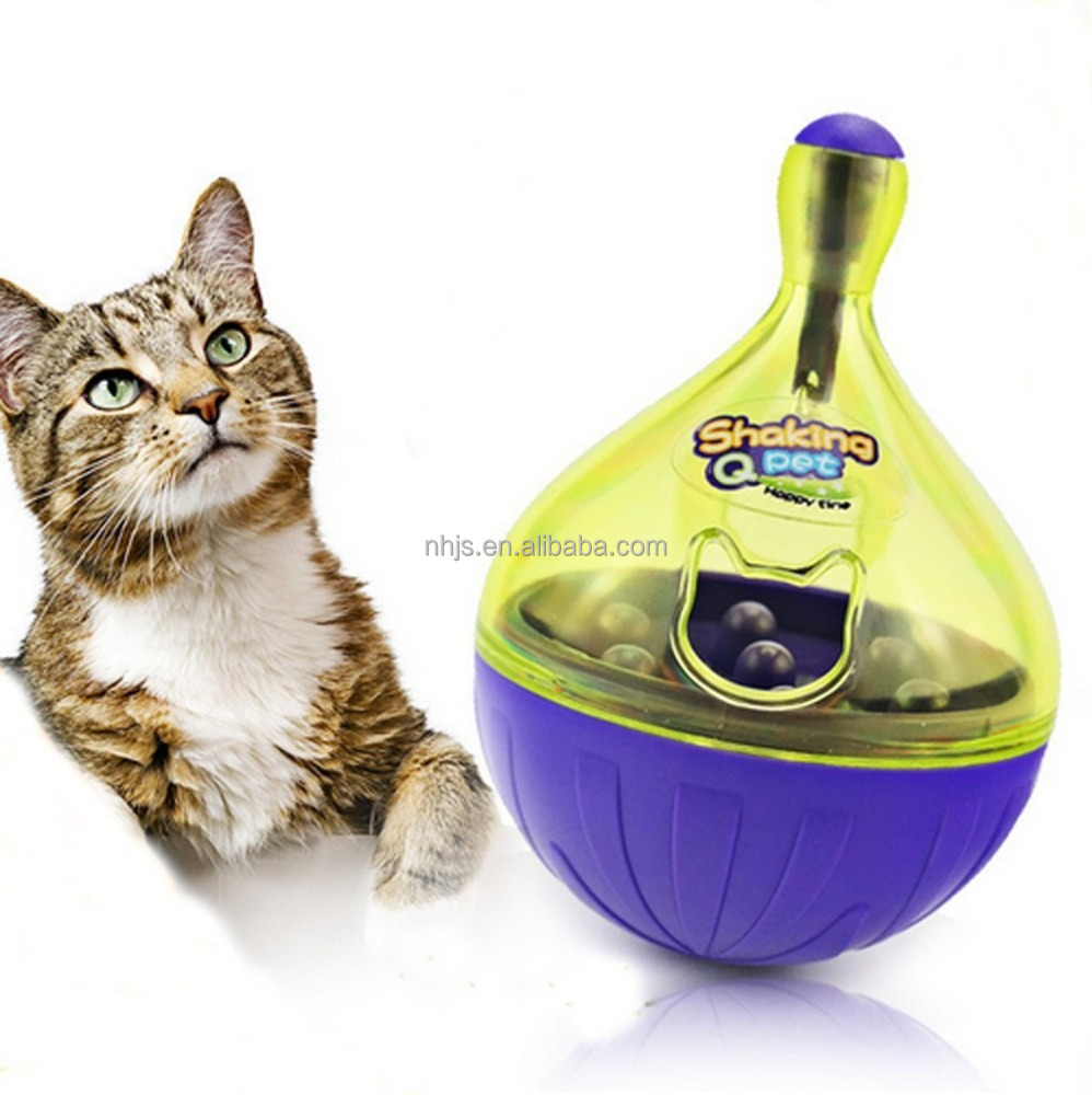 Cat Toys Interactive Pet Playing/roly-poly cat toy/Tumbler pet toy