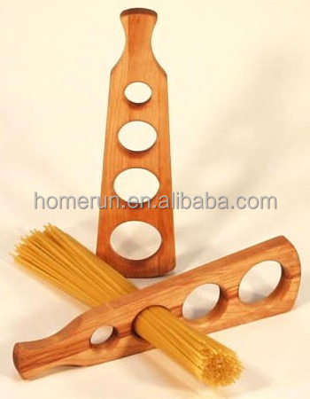 HOT custom wooden pasta measuring spaghetti measure 4 Serving Portion Control