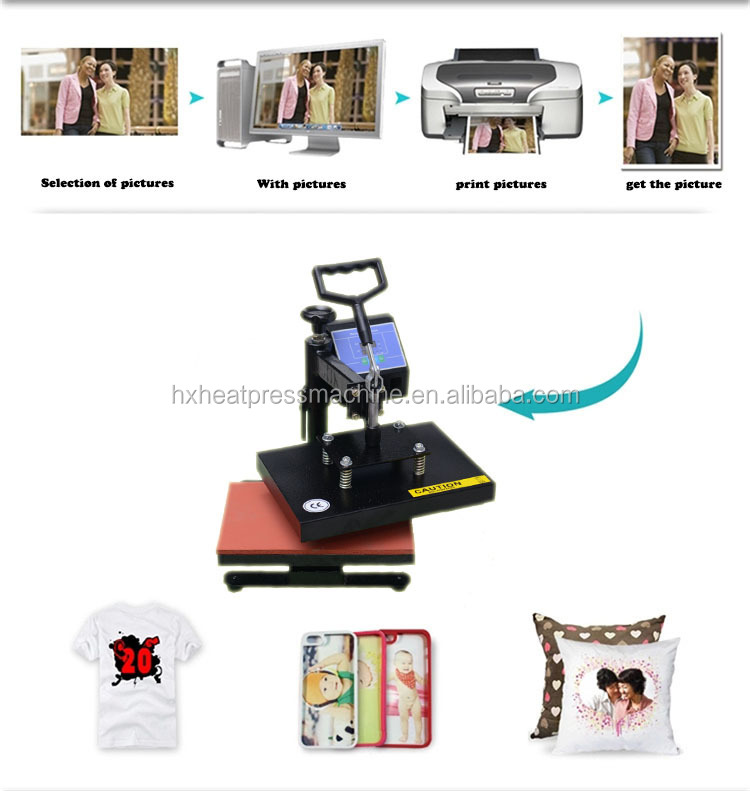 QX-A10-B Machine for sale manual shaking head sewing Hot oil heating sock rhinestone heat press machine