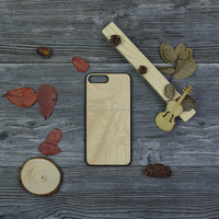Custom cheap luxury wood phone case for iPhone 7 plus, wooden case cover for smartphone,mobile phone case cell phone shell