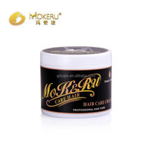 Herbal ingredients strong molding high quality hair wax organic hair pomade