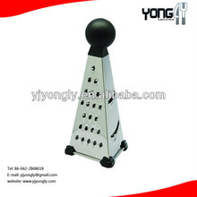 hot selling 3- sided hot sell vegetable fruit foot grater