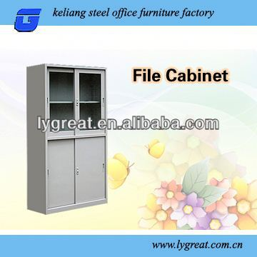 storage steel cabinet tempered glass entrance doors and windows