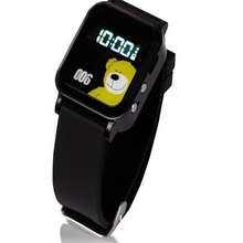 GSM Quad-band global using worldwide location finder small gps watch waterproof gps kids tracker