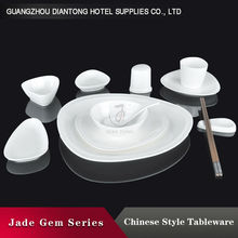 modern used household China dinnerware