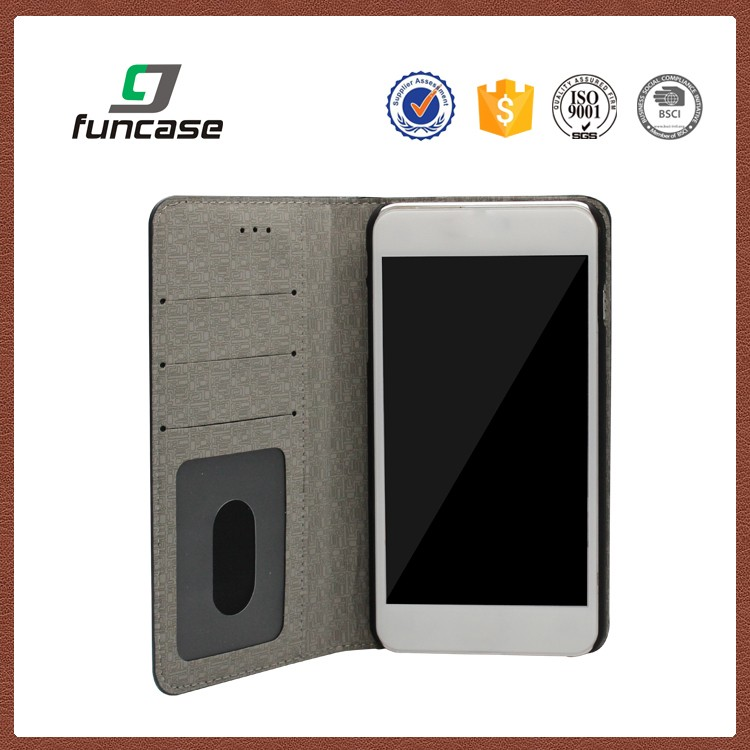 China OEM supply mobile phone flip case pu leather phone case for iphone 5s