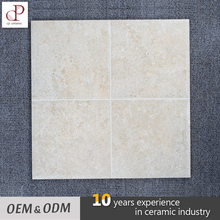 Imitation Travertine Tile Industrial Food Grade 30 X 30 Floor Tiles For Professional Kitchen