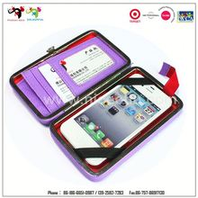New arrived wallet flip leather case for iphone 3gs