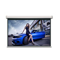 72 inch 4:3 matte white Manual projector screen