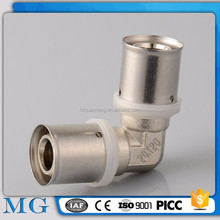 wholesale npt threaded steel expamder nipple parker jic female74 cone seat brass pipe fitting (elbow tee coupling)