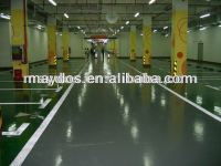 Maydos New Special Epoxy Resin Material Permeable Epoxy Floor Coating For Park Road, Driveway, Square