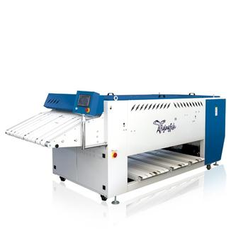 Bed Sheets Folding Machine