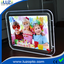 glass window led display,real estate agent window led display,lighted pockets with new hanging system