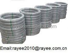 2.2mm*2.7mm Galvanized Oval Fence Wire