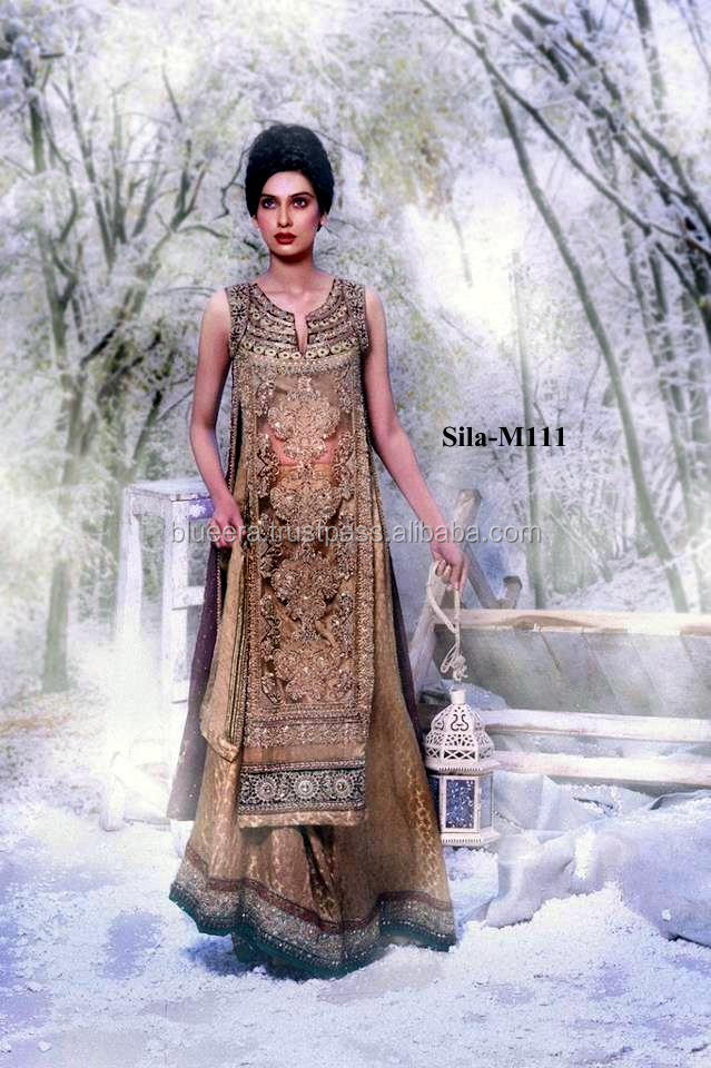 Pakistani designer dress BE-M111