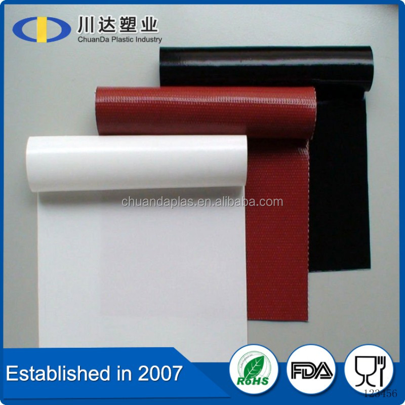 Best selling china made Fireproof Cloth Silicone Coated Fiberglass Cloth