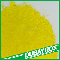 Lemon Chrome Yellow 34 Chrome Pigment Inorganic Pigment Powder