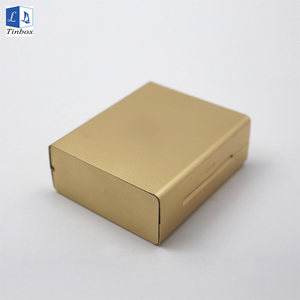 New Arrival Different Printing Cigarette Case Aluminum Tobacco Box