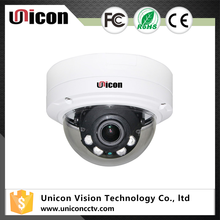 Unicon Vision Sony291 starlight 1080p full hd varifocal lens dome ip cctv camera