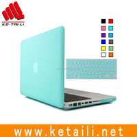 Plastic PC laptop back cover accessories protect case for Macbook