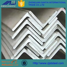SS400 60*60 MS Equal Angles Iron Specification