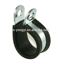China Good epdm rubber coated high pressure pipe clamp Wholesale